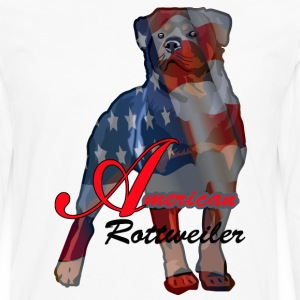 American Rottweiler - Men's Premium Long Sleeve T-Shirt