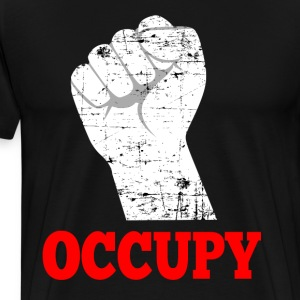 Occupy T-Shirts - Men's Premium T-Shirt