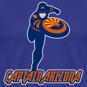 captain_arizona2 T-Shirts - Men's Premium T-Shirt