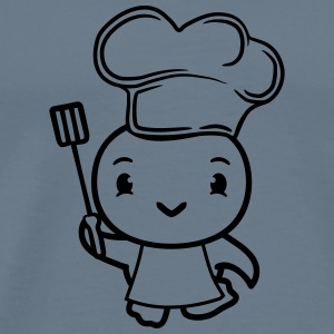 Cook cook chef cook bbq bbq eat hunger tasty kitch T-Shirts - Men's Premium T-Shirt