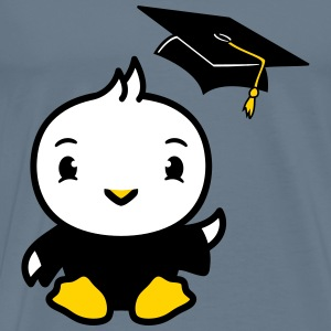 High school graduation, graduation, graduation, he T-Shirts - Men's Premium T-Shirt