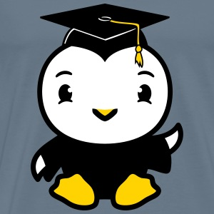 High school school abi finished school finished gr T-Shirts - Men's Premium T-Shirt