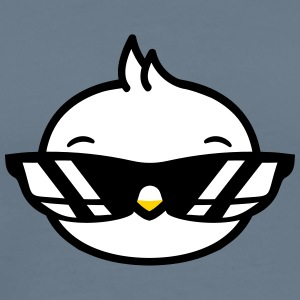 Face head chick cool sunglasses holiday summer sun T-Shirts - Men's Premium T-Shirt