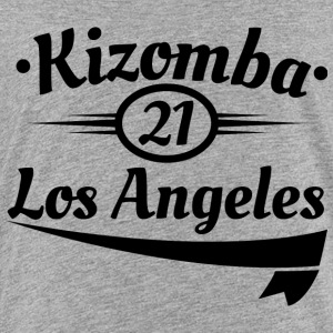 Kizomba 21 Los Angeles - Kids' Premium T-Shirt