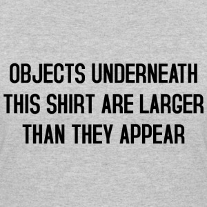 Objects underneath T-Shirts - Women's 50/50 T-Shirt