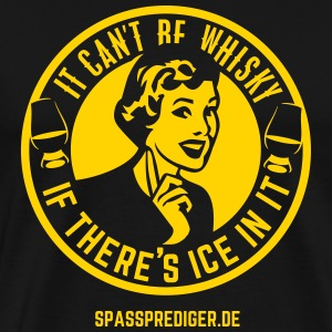 No ice! - Men's Premium T-Shirt