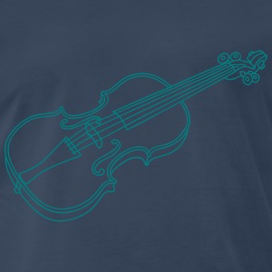 Violin / fiddle T-Shirts - Men's Premium T-Shirt