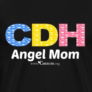 CDH Angel Mom white