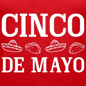 Cinco De Mayo - Women's Premium Tank Top