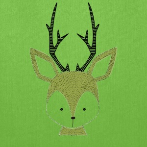 Deer Bags & backpacks - Tote Bag