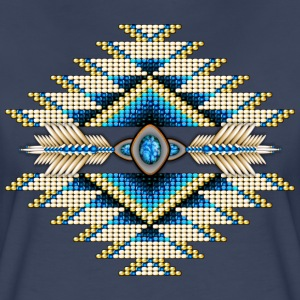 Native American Beadwork 13 - Women's Premium T-Shirt