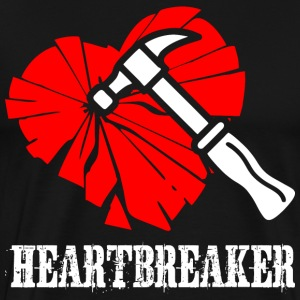 Love Heartbreaker Tee T-Shirts - Men's Premium T-Shirt