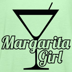 Margarita Girl - Women's Flowy Tank Top by Bella
