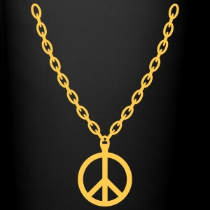 Peace Gold Chain - Full Color Mug