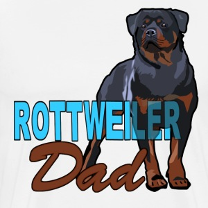 I am A Rottweiler Dad - Men's Premium T-Shirt