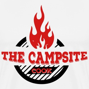 The Campsite Cook - Men's Premium T-Shirt