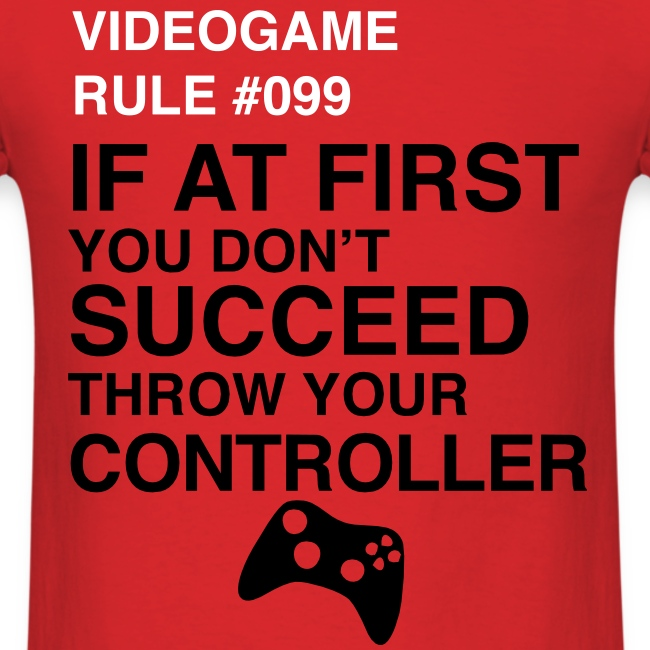 Video Game Rule