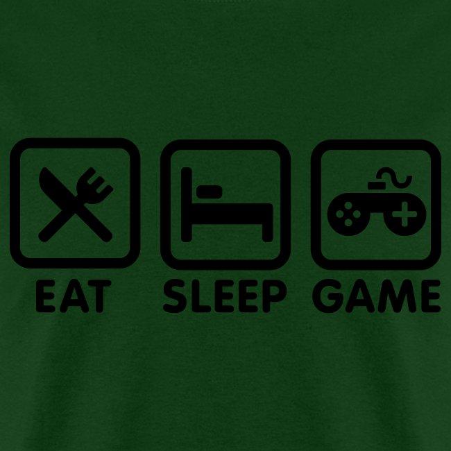 Eat, Sleep, Game