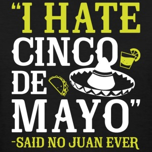 Said No Juan Ever - Women's T-Shirt