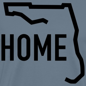 Florida Home - Men's Premium T-Shirt