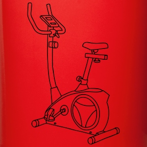 Exercise bike Hometrainer Mugs & Drinkware - Full Color Mug