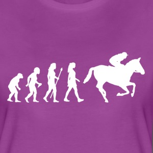 Women's Jockey Evolution - Women's Premium T-Shirt