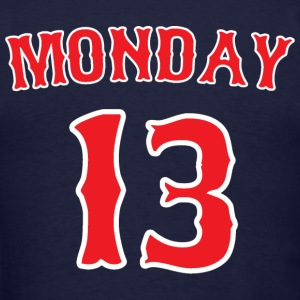 Leominster Carl Crawford Monday - Men's T-Shirt