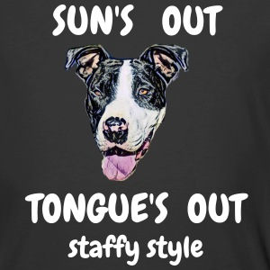suns out tongue's out - Men's 50/50 T-Shirt
