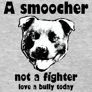 Smoocher Storm Staffy - Women's T-Shirt