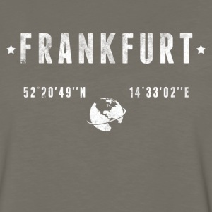 Frankfurt Long Sleeve Shirts - Men's Premium Long Sleeve T-Shirt