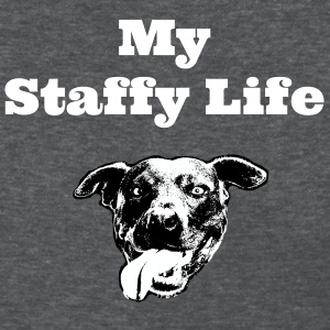 My Staffy Life - Women's T-Shirt