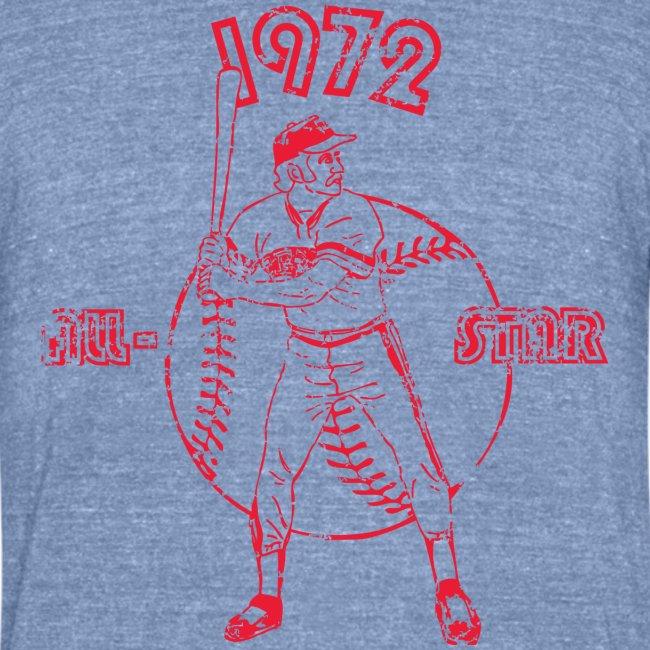 Vintage Graphic Baseball All-Star
