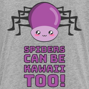 Spiders Can Be Kawaii Too Baby & Toddler Shirts - Toddler Premium T-Shirt