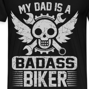 DAD 129ASAS.png T-Shirts - Men's Premium T-Shirt