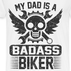 DAD 121212AS.png T-Shirts - Men's Premium T-Shirt