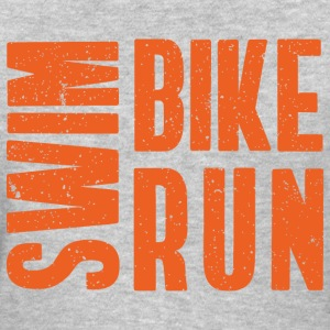 Triathlon Swim. Bike. Run T-Shirts - Women's T-Shirt
