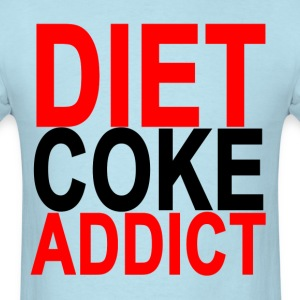 diet_coke_addict_ - Men's T-Shirt