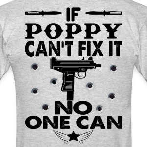 POPPY THE MAN THE MYTH THE LEGEND T-Shirts - Men's T-Shirt