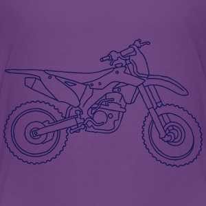 Motocross motorcycle Baby & Toddler Shirts - Toddler Premium T-Shirt
