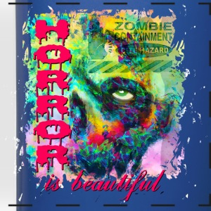 HORROR IS BEAUTIFUL - Full Color Panoramic Mug