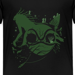 The Legend of Forest Hunter - Toddler Premium T-Shirt