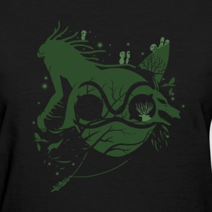 The Legend of Forest Hunter - Women's T-Shirt