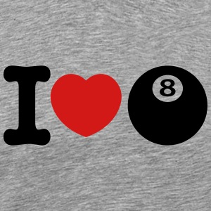 eightball T-Shirts - Men's Premium T-Shirt