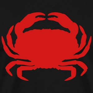crab T-Shirts - Men's Premium T-Shirt