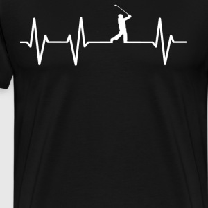 Golf Pulse T-Shirts - Men's Premium T-Shirt