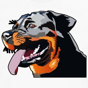 Rottweiler - Men's Premium Long Sleeve T-Shirt