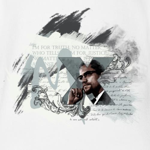 Artistic Urban Malcolm X