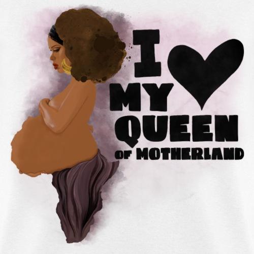 My Queen of Motherland