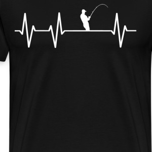 Fishing Pulse T-Shirts - Men's Premium T-Shirt