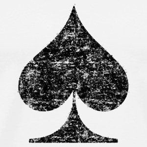 Ace Of Spade Vintage - Men's Premium T-Shirt